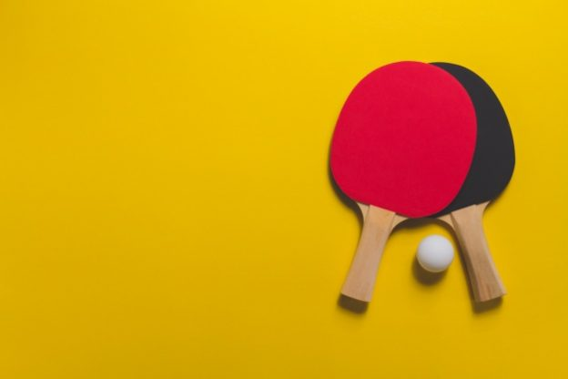 TABLE TENNIS IN THE WORKPLACE?