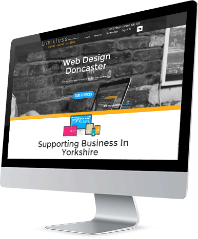 NEW WEBSITE OR UPDATE TO EXISTING SITE? | Limitless Digital - web design Doncaster