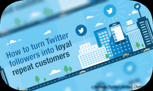 HOW TO TURN TWITTER FOLLOWERS INTO LOYAL REPEAT CUSTOMERS