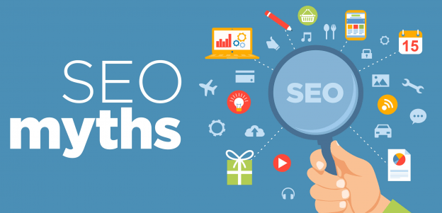 5 SEO MYTHS TO LEAVE BEHIND IN 2017!