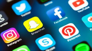 Selection of apps | Social media services Doncaster