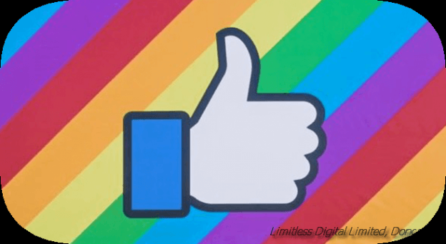 FACEBOOK ARE TESTING COLOURED COMMENTS TO HELP MAKE YOUR RESPONSES STAND OUT​