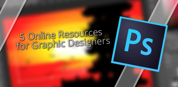 5 ONLINE RESOURCES FOR GRAPHIC DESIGNERS