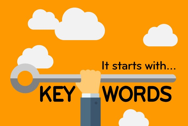 KEYWORDS: THE KEY TO SUCCESS