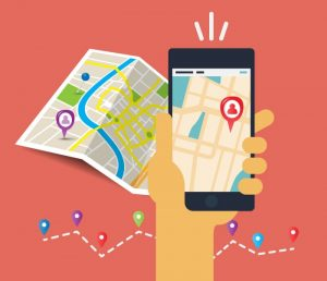 Iphone map | Geolocation and why you should be using it | Institution Marketing Doncaster