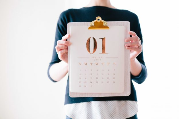 NEW YEAR'S RESOLUTIONS FOR DIGITAL MARKETERS