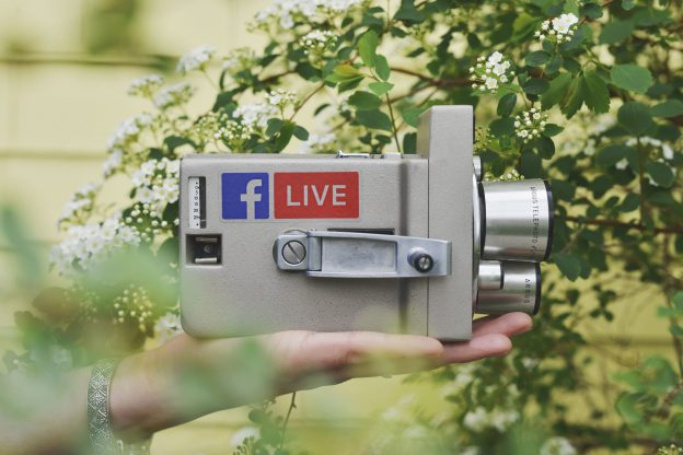 5 Ways to Utilise Facebook Live for your Small Business | Limitless Digital - Web Design Doncaster